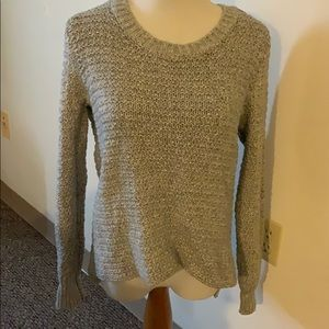 Victoria's Secret hi low knit sweater